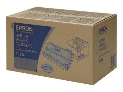Epson - Toner cartridge - 1 x black - Epson Return Program