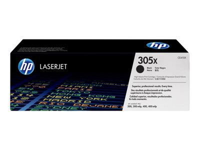 HP 305X High Yield Black Original LaserJet Toner Cartridge