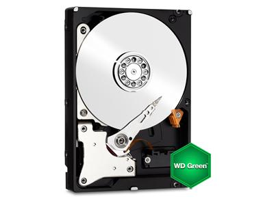 "WD 1TB Green SATA 6Gb/s 64MB 3.5"" Hard Drive"