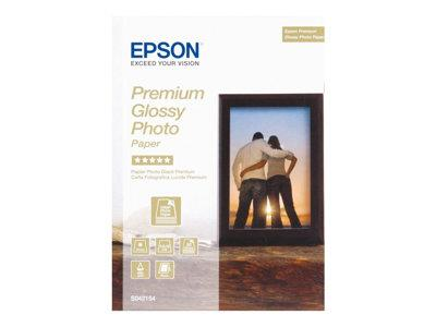 Epson Premium Glossy Photo Paper - 30 Sheets