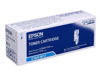 Epson AL-C1700 Toner Cartridge High Cyan 1.4k