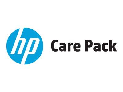 HP Care Pack Advanced Unit Exchange Hardware Support Extended Service Agreement 3 Years Shipment