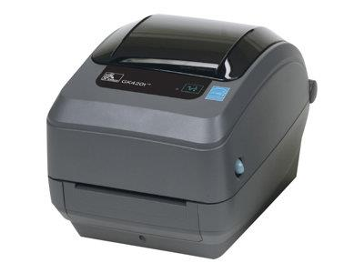 Zebra G-Series GK420t Mono Direct Thermal Label Printer