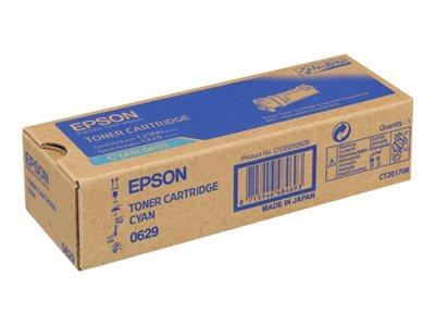 Epson Toner Cartridge 1 x Cyan 3000 Pages AcuLaser