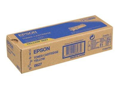 Epson Toner Cartridge 1 x Yellow 3000 Pages AcuLaser