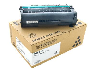 Ricoh Black Toner  SP 300 (1.5k prints)