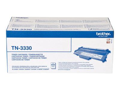 Brother TN3330 Toner Cartridge - Black