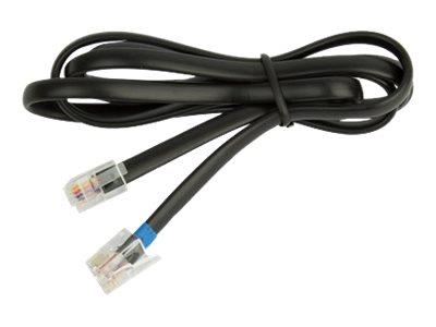 Jabra RJ9 to RJ9 Telephone Cable
