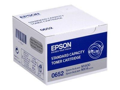 Epson AL-M1400 Black Toner Cartridge 1k