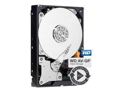 "WD 1TB AV-GP SATA 6GB/s 3.5"" 64MB Hard Drive"