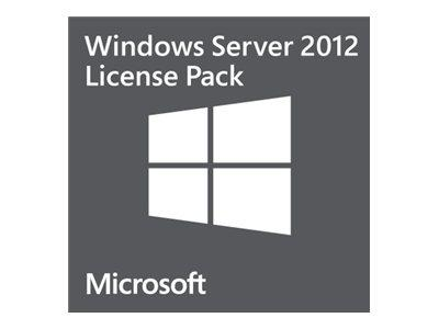 HPE HP Microsoft Win Server 2012 Remote Desktop (5 Devices)