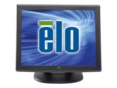 "Elo 1515L 15"" 1024x768 14.5ms VGA LCD Monitor -  Dark Grey"