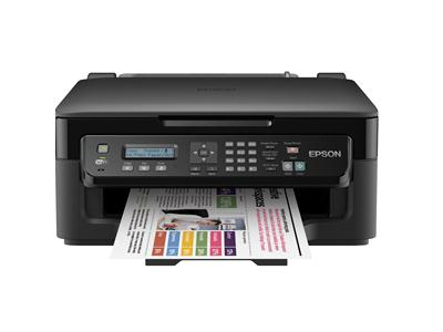 Epson WorkForce WF-2510WF Colour Inkjet Multifunction Printer