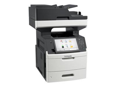 Lexmark MX711de Mono Laser Multifunction Printer