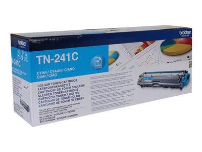 Brother TN241C Toner Cartridge Cyan
