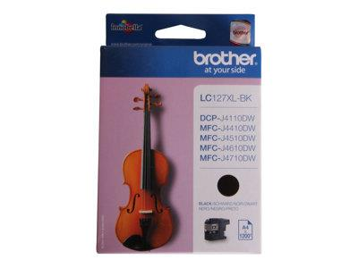 Brother LC127XLBK Black Ink Cartridge