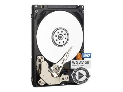 "WD 500GB AV-GP SATA 3Gb/s 16MB 5400RPM 2.5"" Hard Drive"