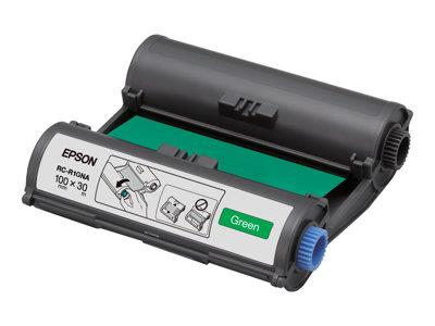 Epson RC-R1GNA 100mm Green Ribbon