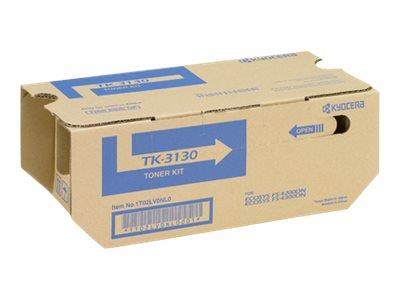 Kyocera Black Toner Cartridge 25k Yield
