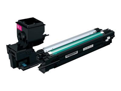 Konica MC3730 High Capacity Magenta Toner 5K