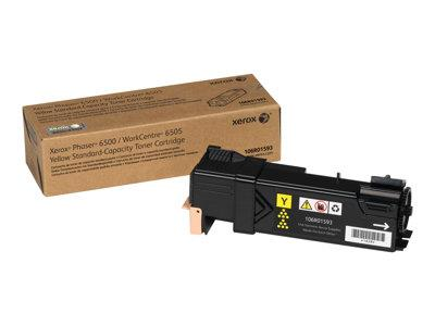 Xerox 6500/6505 Yellow Toner