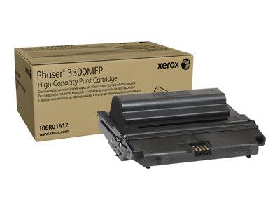 Xerox 3300 High Capacity Black Toner 8K