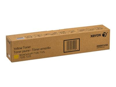 Xerox Workcentre 7120 Yellow Toner