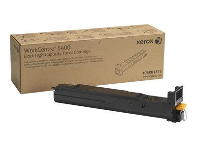 Xerox 6400 High Capacity Black Toner 12K