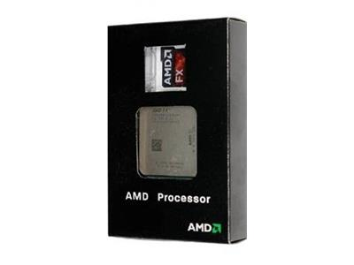 AMD Black Edition - AMD FX 9590 4.7 GHz 8-core 8 MB cache Socket AM3+ Box