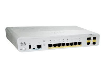 Cisco Catalyst Compact 2960C-8PC-L 8 port Switch Managed