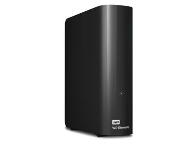 "WD 2TB Elements USB 3.0 3.5"" Desktop Hard Drive"