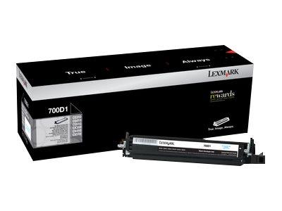 Lexmark 700D1 Black Developer Unit