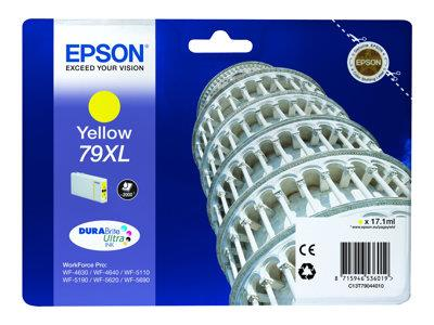 Epson 79XL Yellow Ink Cartridge