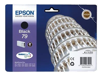 Epson 79 Black Ink Cartridge