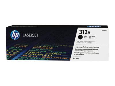 HP 312A Black Toner Cartridge