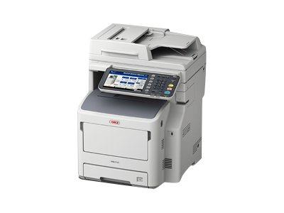 OKI MB760dn Mono Laser Multifunction Printer