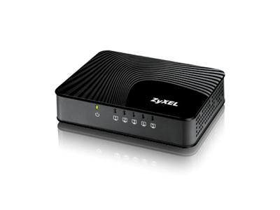 Zyxel GS-105SV2-GB0101F 5-Port Gigabit Ethernet Media Switch