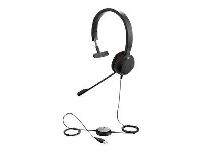 Jabra Evolve 20 Mono MS USB Headset
