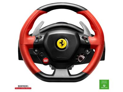 Thrustmaster Ferrari 458 Spider Replica Racing Wheel for Xbox One