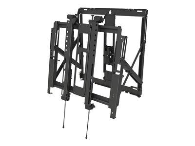 Peerless-AV Full Service Thin Video Wall Mount with Quick Release
