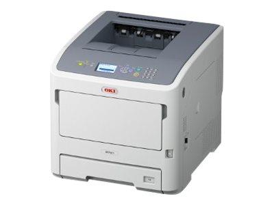 OKI B731DN A4 Mono Laser Wireless Printer