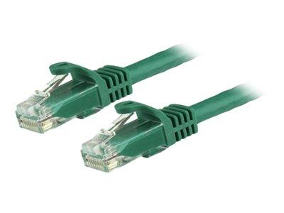 StarTech.com 0.5m Green Cat6 Patch Cable