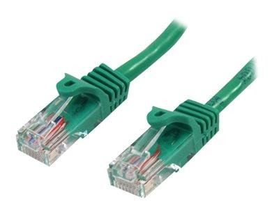 StarTech.com 2m Green Cat 5e Patch Cable