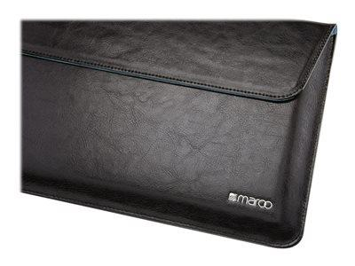 Maroo Executive Leather Sleeve for Microsoft Surface Pro 3 - Black