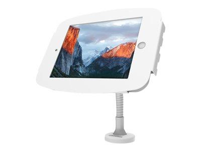 Maclocks iPad Space Enclosure With Flex Arm - White