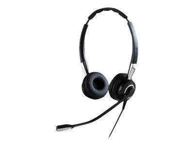Jabra BIZ 2400 II 3-in-1 Duo UNC Headset Top only