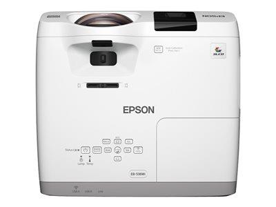 Epson EB-536wi Short Throw Interactive WXGA 3400 Lumens Projector