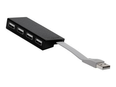 Targus 4-Port USB Hub - Black