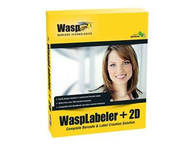 WASP Labeler +2D (10 Users)