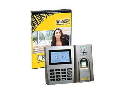 WASP V7 STANDARD W/ BIOMETRIC CLOCK